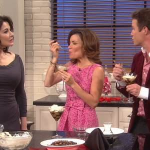 Nigella Lawson: Recipes For Some Tasty Valentine's Day Treats
