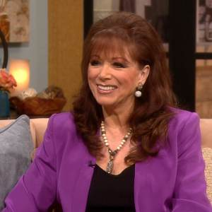 Jackie Collins On Fifty Shades Of Grey: It's Regressive