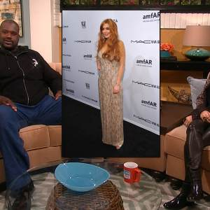 Lindsay Lohan's Dress Fiasco: Shaquille O'Neal & Nicole Richie Chime In For Are You Kidding Me?!