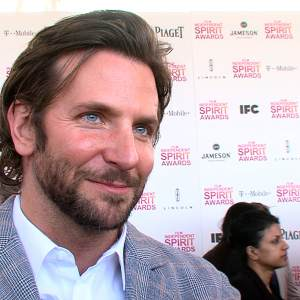 Bradley Cooper: 'It's Incredible' To Be Recognized At The Independent Spirit Awards