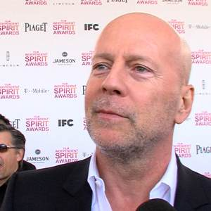 Bruce Willis: It's 'Nice To Be Recognized' At The 2013 Independent Spirit Awards