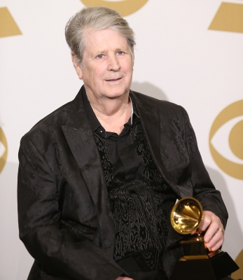 Brian Wilson attends The 55th Annual GRAMMY Awards - press room held at Staples Center on February 10, 2013