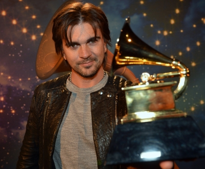  Juanes onstage during the 55th Annual GRAMMY Awards Pre-Telecast at Nokia Theatre L.A. Live on February 10, 2013