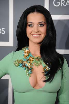 Katy Perry attends the 55th Annual Grammy Awards on February 10, 2013 in Los Angeles