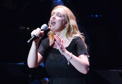 Mindy McCready performs at the V-Day Presentation of Any One Of Us: Words From Prison at Alice Tully Hall - Lincoln Center June 21, 2006 in New York City