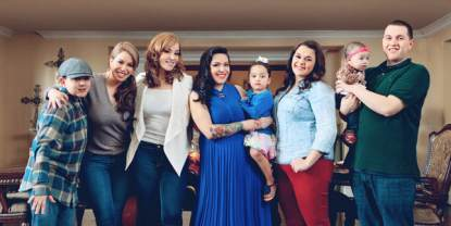 Jenni Rivera's family