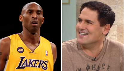 Kobe Bryant, Mark Cuban