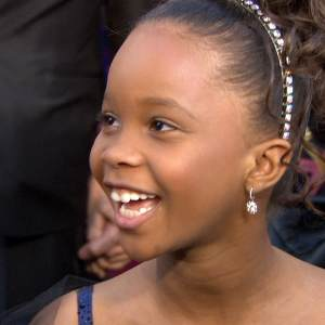 Oscars 2013: Quvenzhane Wallis Talks Landing Role Of Annie