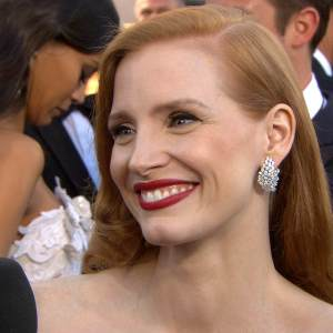 Oscars 2013: Jessica Chastain Talks Gratefulness For Acting Success & The Worst Job She Ever Had