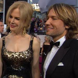 Oscars 2013: Are Nicole Kidman &amp; Keith Urban Ready For A Long Night?