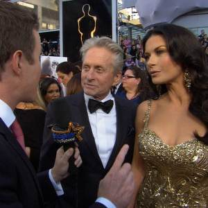 Oscars 2013: Michael Douglas 'Really Proud' Of Behind The Candelabra