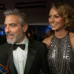 Oscars Governor's Ball 2013: George Clooney's 'Fun Night'