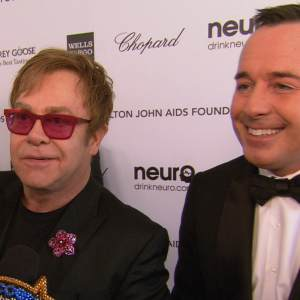 Elton John & David Furnish: 'Our Life Is Complete Now' With Second Son Elijah