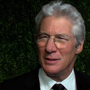 Vanity Fair Oscar Party: Richard Gere - Reuniting With The Cast Of Chicago Was 'So Much Fun'