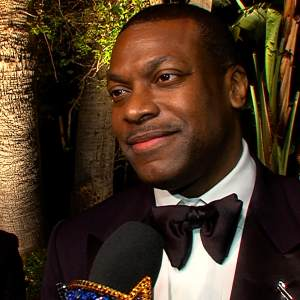 Vanity Fair Oscar Party: Chris Tucker Reacts To Co-Star Jennifer Lawrence&#8217;s Oscar Fall