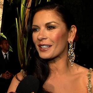 Vanity Fair Oscar Party: Catherine Zeta-Jones On Her Chicago Reunion - 'It Was Really Nostalgic'