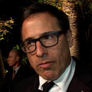 Vanity Fair Oscar Party: David O. Russell - 'I'm Very Happy' For Jennifer Lawrence