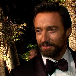 Vanity Fair Oscar Party: Hugh Jackman Talks Performing With His Les Miserables Cast At The Oscars