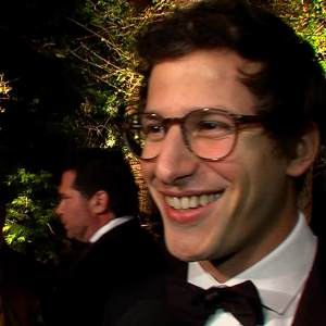 Vanity Fair Oscar Party: Andy Samberg Weighs In On Seth MacFarlane As Oscar Host