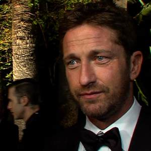 Vanity Fair Oscar Party: Gerard Butler Talks Living It Up After The Oscars