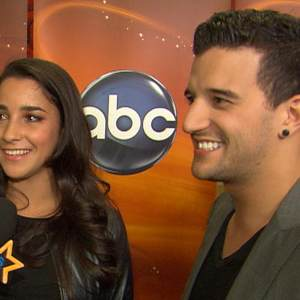 Aly Raisman 'So Excited' To Be Competing On Dancing With The Stars Season 16