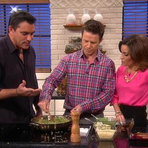 Cooking With Todd English: Recipes To Shed The Winter Weight