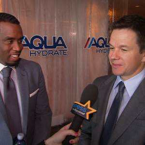 Mark Wahlberg Talks Ted 2: Is There A Role For Sean Combs?
