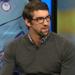 Michael Phelps' Love For Golf