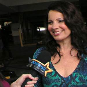 Fran Drescher Nabs Joan Collins For Happily Divorced