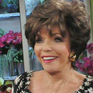 Would Joan Collins Be Up For A Dynasty Reboot?