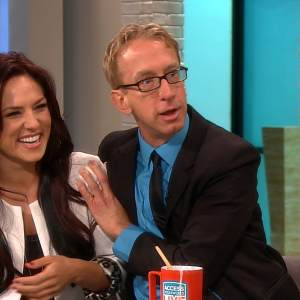 Andy Dick Talks 'Attacking' Dancing With The Stars & Aching Body Parts