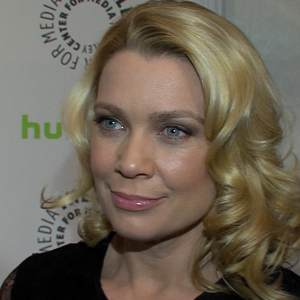 Laurie Holden Dishes On Nude Scene In The Walking Dead