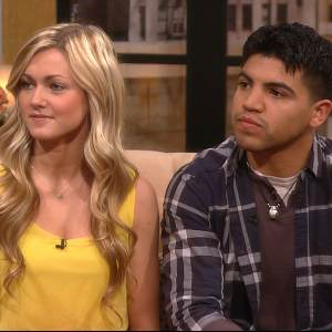 Victor Ortiz Discusses His Tough Childhood