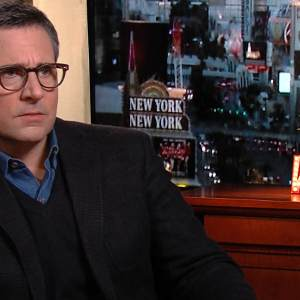Steve Carell: Being A Oscar Host Is A 'Very Difficult Job'