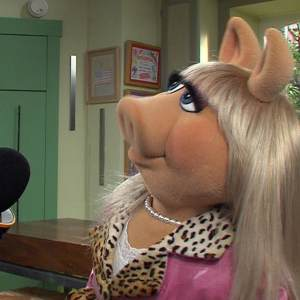 Miss Piggy Guest Stars On Good Luck Charlie