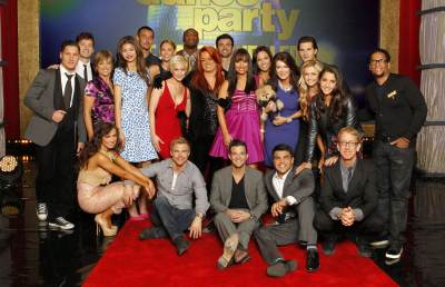 'Dancing with the Stars' Season 16 cast and pros