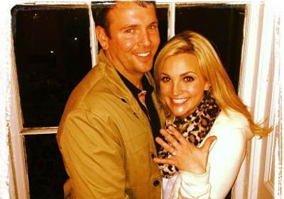 Jamie Watson and Jamie Lynn Spears - March 2, 2013