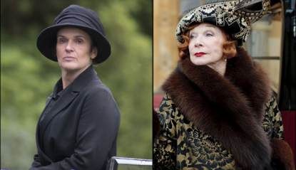 O'Brien, Martha Levinson in PBS' Masterpiece series 'Downton Abbey'