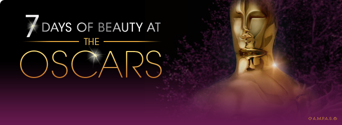 7 Days Of Beauty At The Oscars