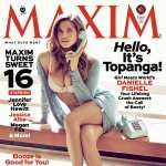 Danielle Fishel on Maxim April 2013