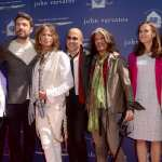 Ben Affleck, Steven Tyler, Joe Perry, Jnnifer Garner - John Varvatos Charity Event 2013