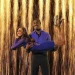 Karina Smirnoff and Jacoby Jones, Season 16, 'Dancing with the Stars'
