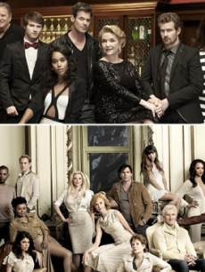 The new cast photos for &#8216;One Life To Live&#8217; and &#8216;All My Children&#8217;