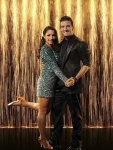 Aly Raisman and Mark Ballas, Season 16, 'Dancing with the Stars'
