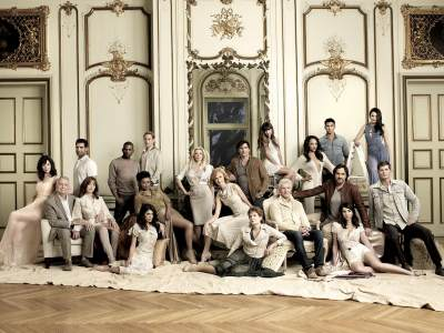 The new 'All My Children' cast photo!
