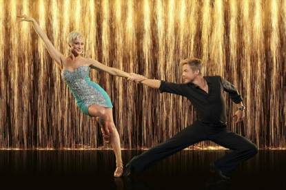 Kellie Pickler and Derek Hough, Season 16, 'Dancing with the Stars'