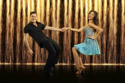 Val Chmerkovskiy and Zendaya, Season 16, 'Dancing with the Stars'