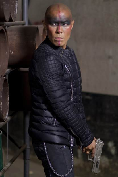 Hoon Lee as Job in 'Banshee'