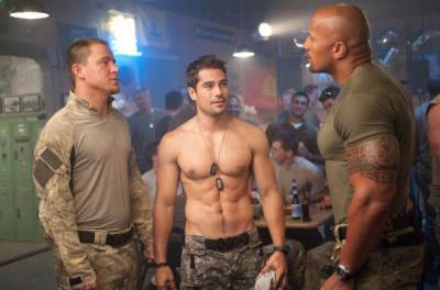 'G.I. Joe: Retaliation' with Channing Tatum, D.J. Cotrona and Dwayne Johnson