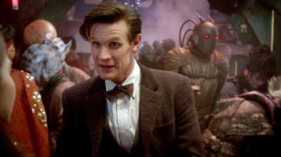 Matt Smith in &#8216;Doctor Who,&#8217; Season 7, Episode 8